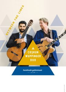Coskun Wuppinger Duo Plakat